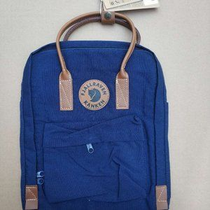 Fjallraven Kanken No 2 Backpack Blue